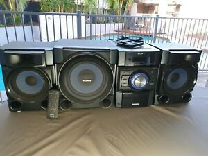 Sony Stereo with Subwoofer