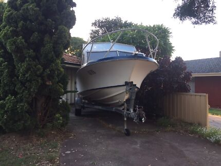 Boat fibreglass