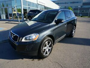 2013 Volvo XC60 T6 Platinum AWD with certified warranty!