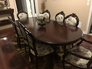 Dining Table Set Moving Sale