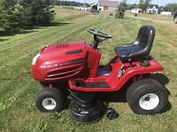 Craftsman  all wheel steering lawn tractor