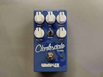 Wampler Clarksdale Overdrive Pedal