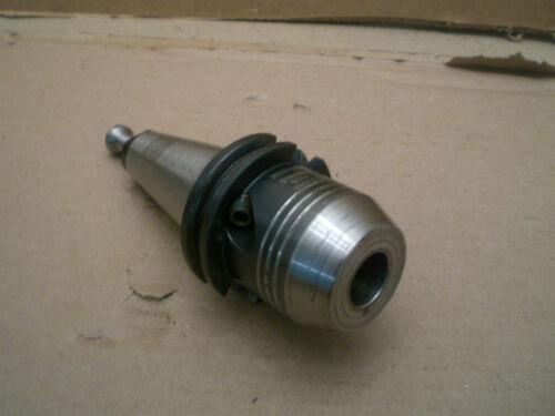 "Schunk Hydraulic Tool Holder CAT40 Taper 3/4"" Capacity  206466"
