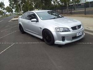2008  Commodore MY08-Auto VE - SV6,With rego & current RWC. Hillside Melton Area Preview
