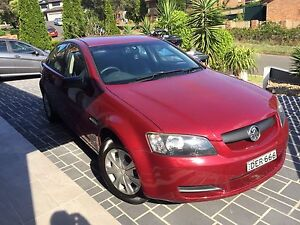 Holden Commodore 2007 Bossley Park Fairfield Area Preview