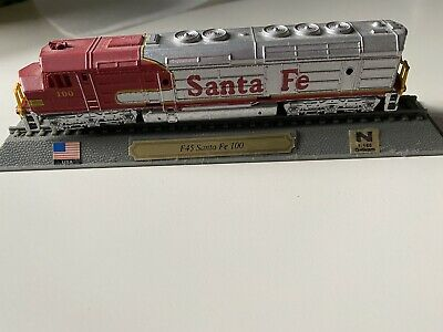 Modellino Treno F45 Santa Fe 100 Scala 1:160