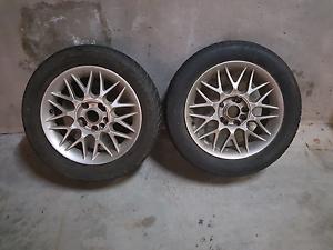 "2 x EMR Multi Stud Alloy Wheels 16x8"" North Sydney North Sydney Area Preview"