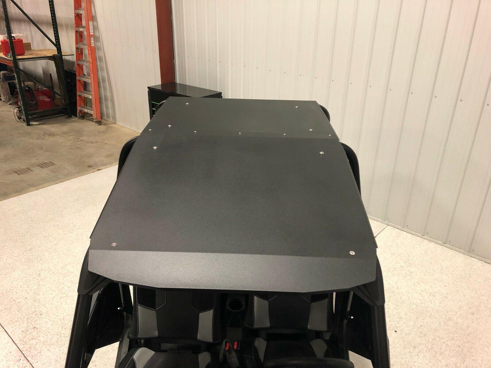 Owner POLARIS RZR4 4 SEATER CREW 900 1000 XP TURBO Roof - Aluminum BLACK POWDER COAT