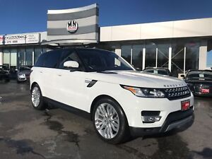2016 Land Rover Range Rover Sport HSE SPORT SUPERCHARGED 7-Passa