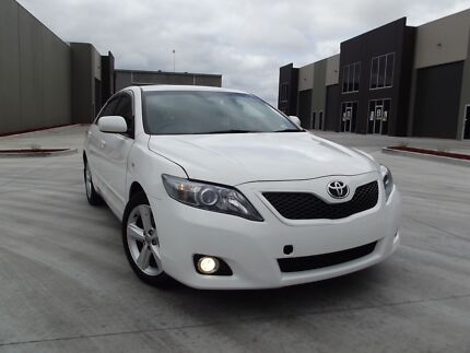 09/2011 Toyota Camry Touring ACV40R White 5 Speed Automatic Campbellfield Hume Area Preview