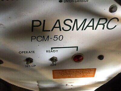 Plasmarc Pcm-50 Plasma Cutter