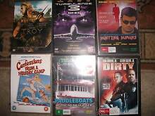 action dvds at $3 Scoresby Knox Area Preview
