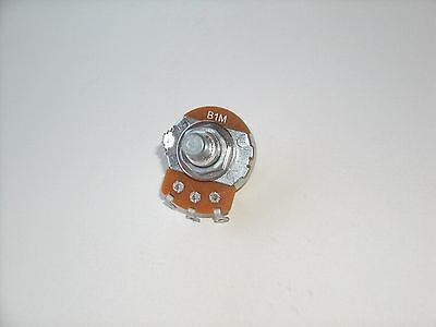 Alpha Amp Potentiometer 1 Meg Linear Fits Fender Mesa Others Sold Each
