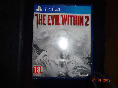 The Evil Within 2 Ps4 VF intégrale - Neuf fr