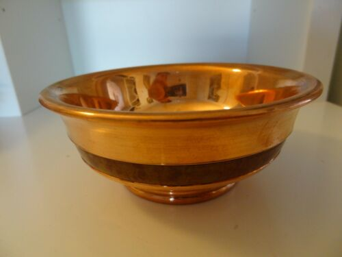 MONGOLIAN TRADITIONAL COPPER BOWL #3