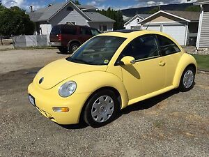 2003 VW New Beetle GLS  (DEAL PENDING)