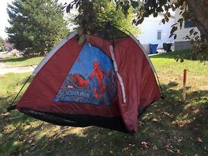 Tente spiderman