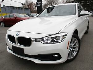 2017 BMW 3 Series 320I XDRIVE ~ 19,000KMS ONLY ~ LOW KMS ~ AWD !