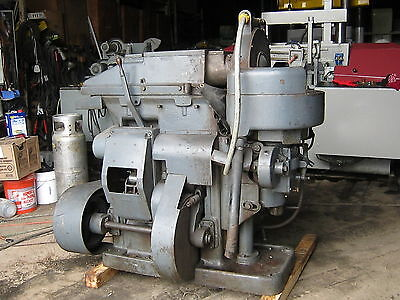 Arter Horizontal Spindle Rotary Surface Grinder 13 Round Chuck Model A-1-12