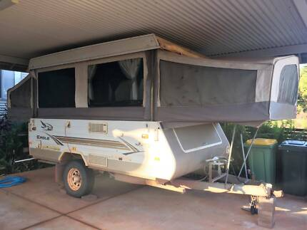 JAYCO EAGLE OUTBACK 2005 CAMPER TRAILER Claremont Nedlands Area Preview
