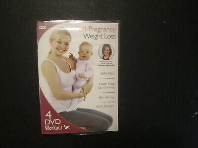 Post Pregnancy Weight Loss 4 DVD Workout - Post Halloween Workout