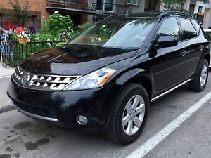 Nissan Murano 2006 SL AWD 4x4 Tout Equipe Toit Ouvrant TRS PROPR