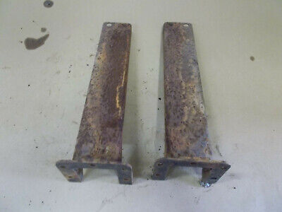 Farmall Cub Radiator Side Supports