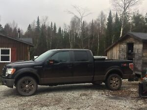 2010 FX4 Ford F150