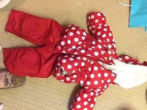 12 month snow suit