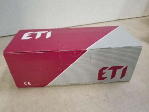 Lot of 6 - ETI Fuse Disconnector EFD 10 2 Pole 002540003