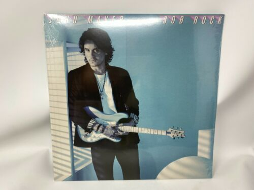 JOHN MAYER - SOB ROCK LP VINYL - TRIPLE SWIRL VARIANT - LIMITED EDITION - SEALED