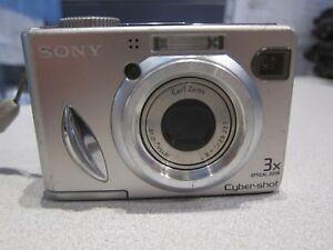 Sony Cybershot Digital Camera DSC-W5