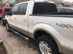 2010 FORD F 150 LARIAT--REDUCED--NO ACCIDENTS--NO RUST ISSUES--