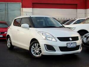 2016 Suzuki Swift GL AUTO Hatch  *** $9,950 DRIVE AWAY *** Footscray Maribyrnong Area Preview