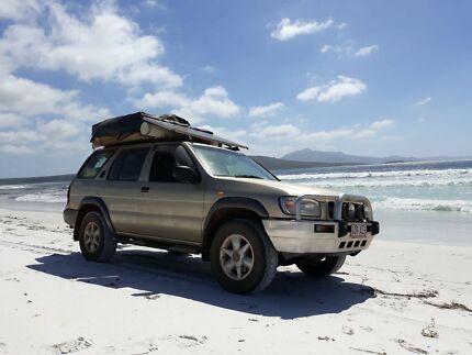 4X4 Nissan Pathfinder/Rooftop Tent/ Full c&ing gear/ READY 2 GO & Nissan X-Trail + KINGS rooftop tent | Cars Vans u0026 Utes | Gumtree ...