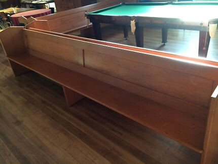 Preloved Church Pews Mount Waverley Monash Area Preview