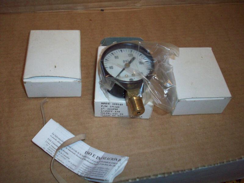 AMETEK pressure gauges