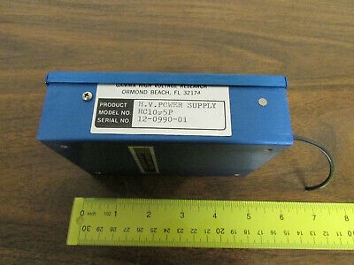 Gamma High Voltage Research Hv Power Supply Rc10-5p