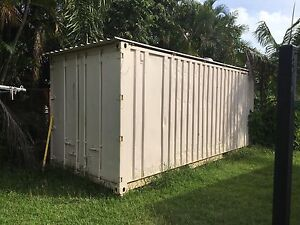 Storage Container for rent - Anula Anula Darwin City Preview