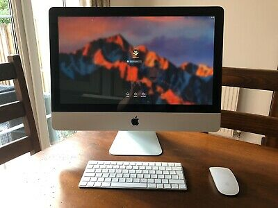 Apple iMac 21.5 inch All-in-One Desktop - mid 2011
