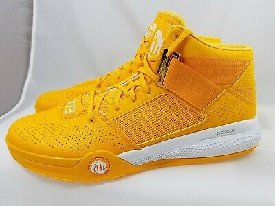 Adidas D Rose 773 4 IV Basketball Shoes Yellow   Men's Size 14   F37111