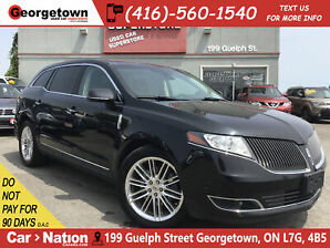 2014 Lincoln MKT EcoBoost AWD |7 PASS | LEATHER |NAVI |PANO |BU CAM