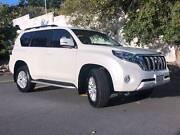 2015 Toyota Landcruiser Prado VX - KDJ150R 3.0TD MY14 Perth Perth City Area Preview