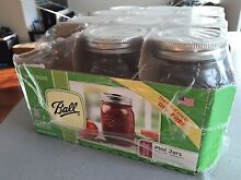 11 Mason Jars - never used still in box West Perth Perth City Preview