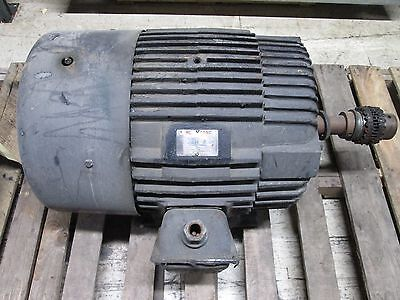 Electric Apparatus Co. Red Band Ac Motor 774-78168-03 50hp 1765rpm 460v 58.5a