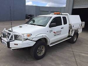 2008 Toyota Hilux Ute Laverton North Wyndham Area Preview