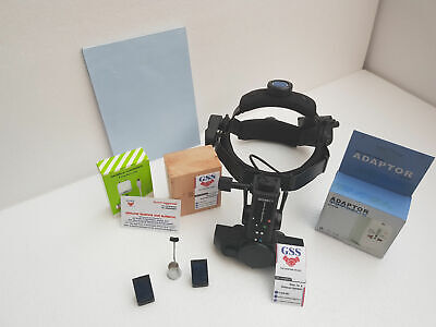 Led Indirect Ophthalmoscope Binocular With Accessories Wireless