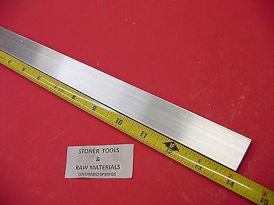 14 X 1 Aluminum 6061 Flat Bar 14 Long T6511 Solid New Mill Stock Plate