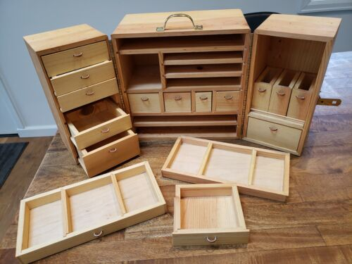Custom Fly Tying Box/Cabinet
