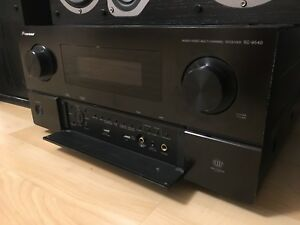 Pioneer ice home theater receiver